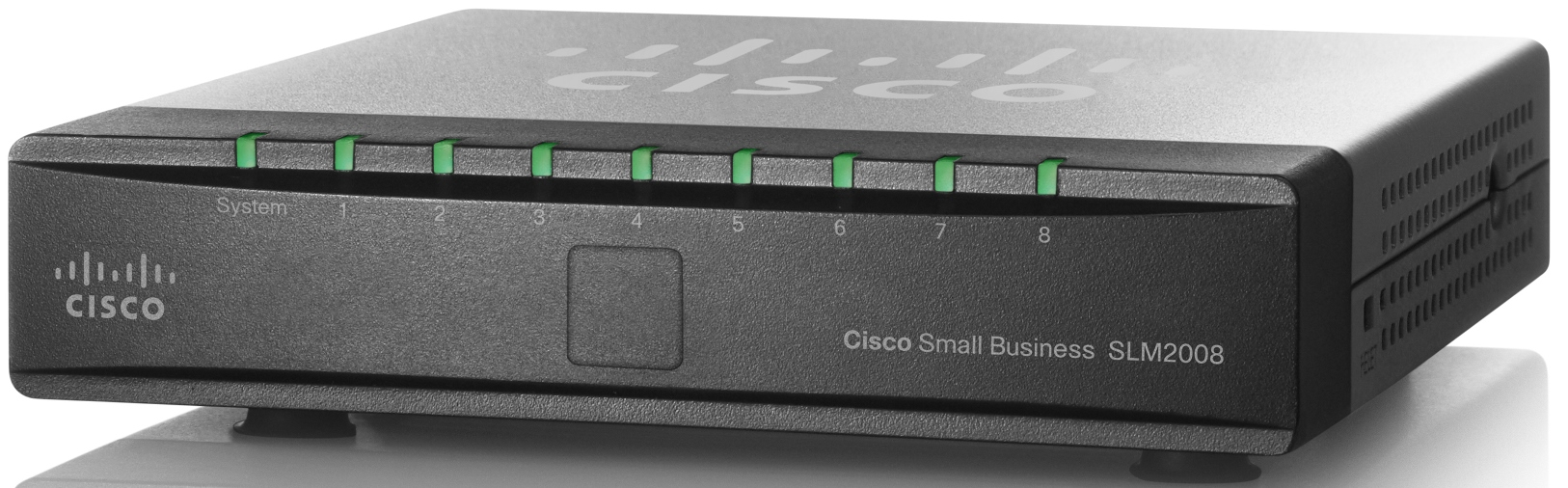 Cisco SG200-08, 8xGigabit Smart, SLM2008T-EU