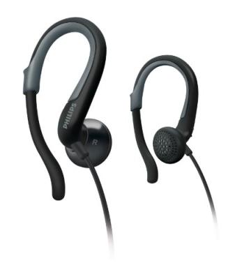 Sluchátka Philips SHS 4841 černá