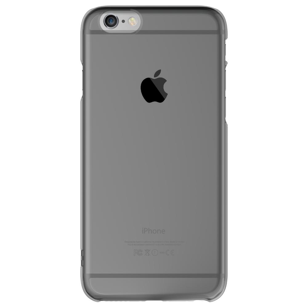 iPhone 6 Plus/6S Plus Crystal Clear Case, Black