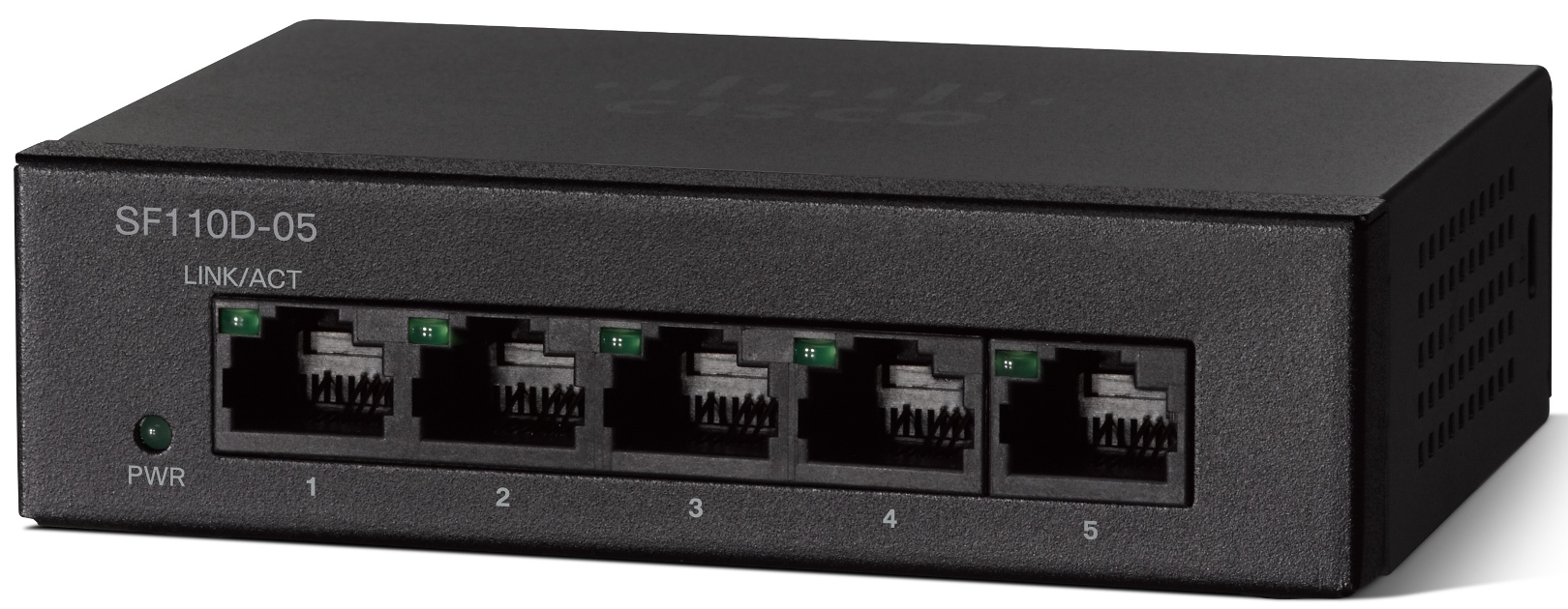 Cisco SF110D-05-EU, 5x10/100 Desktop Switch