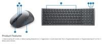 DELL KM7120W bezdrátová klávesnice a myš/ US/ International/ mezinárodní