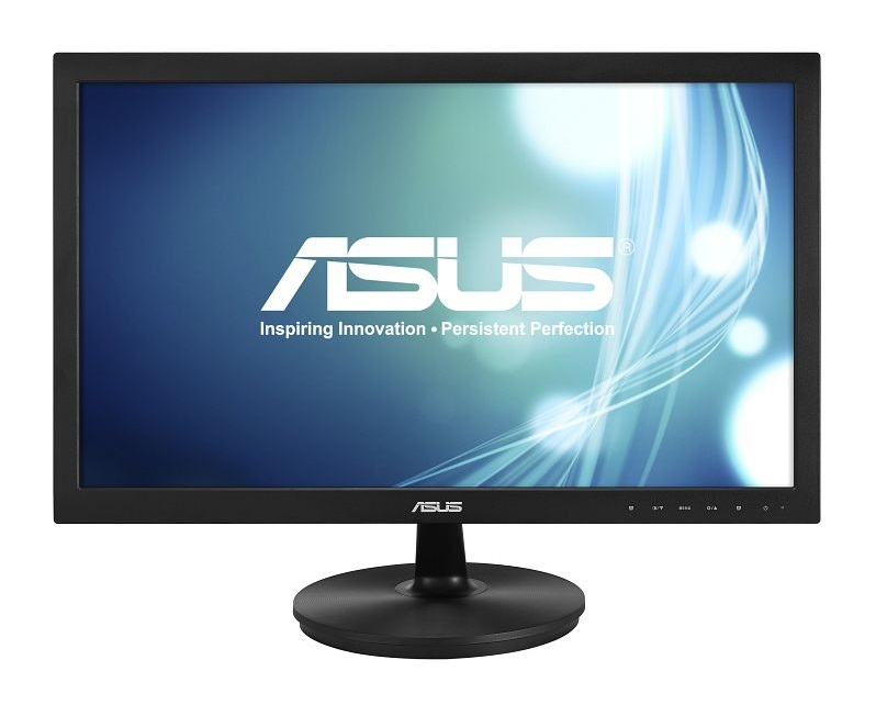 "ASUS VS228NE, 21.5""(54.6cm) 16:9, 1920x1080, 0.248mm, 200 cd, 50mil:1, 5ms, D-Sub, DVI-D"
