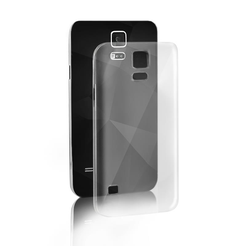 Qoltec Premium case for smartphone Samsung Galaxy Core i8260 i8262 | Silicon