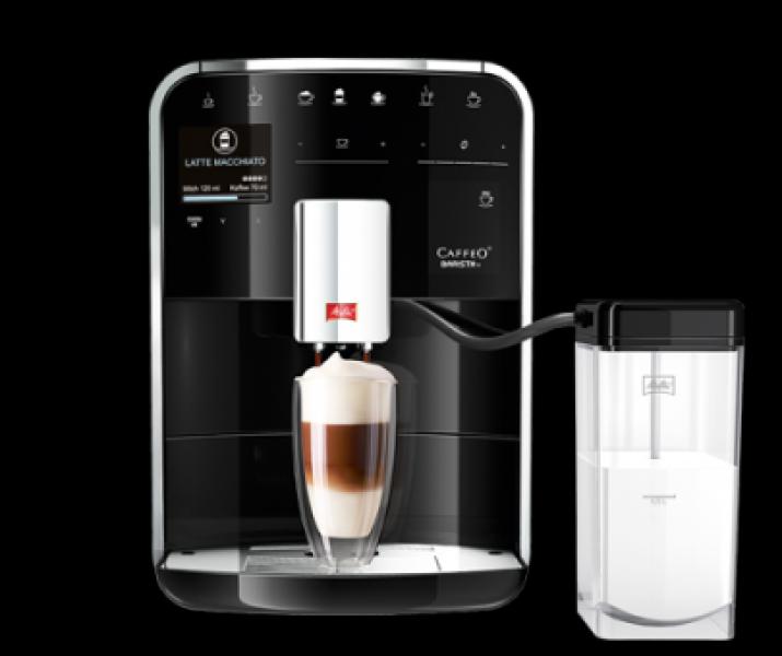 Kávovar Melitta F77/0-102 Caffeo Barista TSP