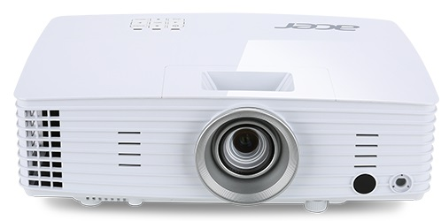 Acer H6518BD DLP/3D/1920x1080 1080p/3200 lm/20000:1/VGA/2xHDMI (MHL)/10 W Repro/LumiSense+/2,4 Kg