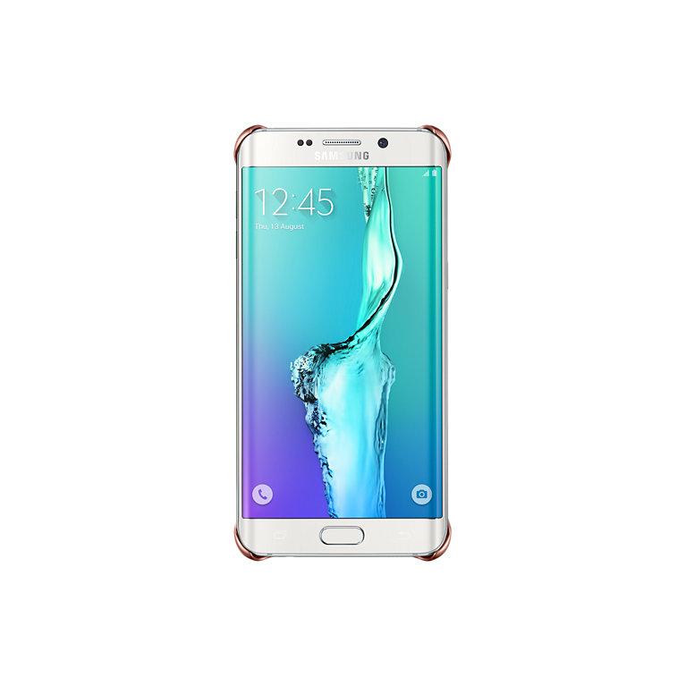 Samsung Ochranný kryt Glitter Cover S6 Edge+ Pink