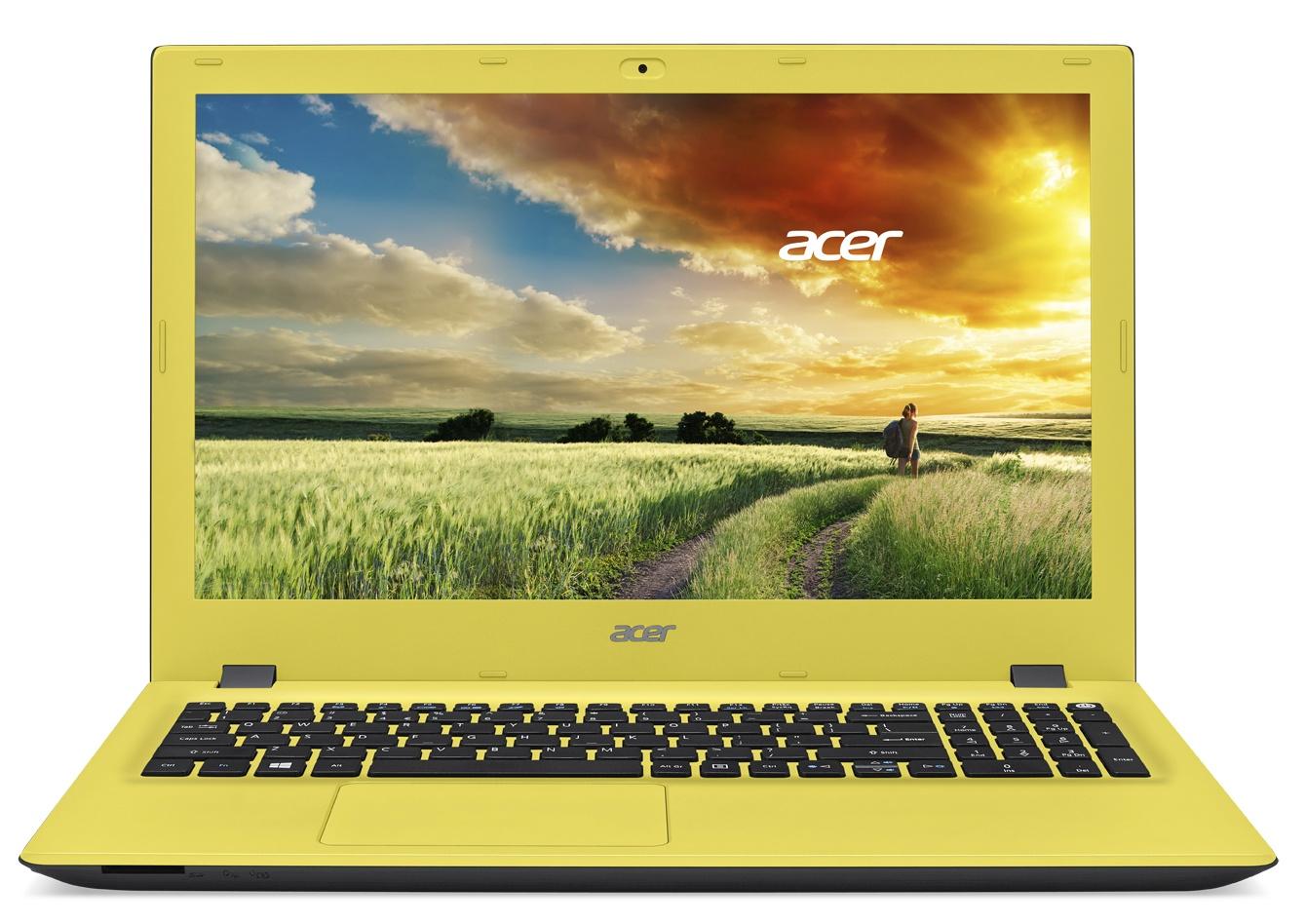 Acer Aspire E 15 15,6/3556/4G/1TB/W10 žlutá