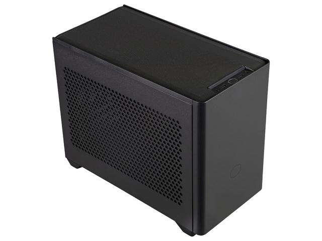 COOLER MASTER PC skříň MASTERBOX NR200 MINI TOWER, černá