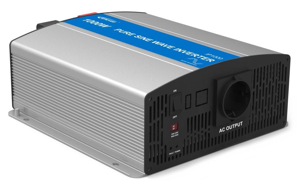 Epsolar iPower IP1000-12 měnič 12V/230V 1kW, čistá sinus