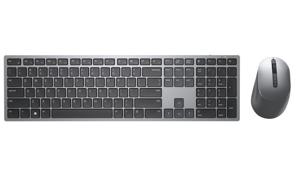 DELL KM7321W bezdrátová klávesnice a myš US International (QWERTY)