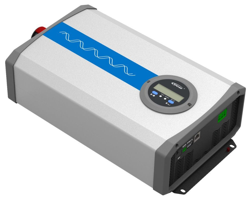 Epsolar iPower IP2000-22-PLUS-T měnič 24V/230V 2kW, čistá sinus
