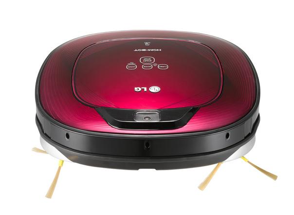 Robotický vysavač LG HomBot VR64701LVMP