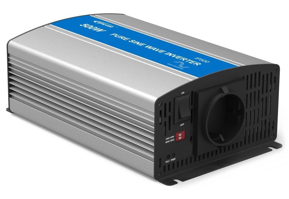 Epsolar iPower IP500-12 měnič 12V/230V 500W, čistá sinus