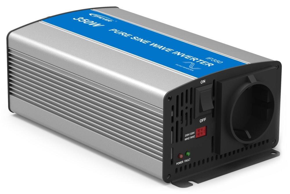 Epsolar iPower IP350-12 měnič 12V/230V 350W, čistá sinus
