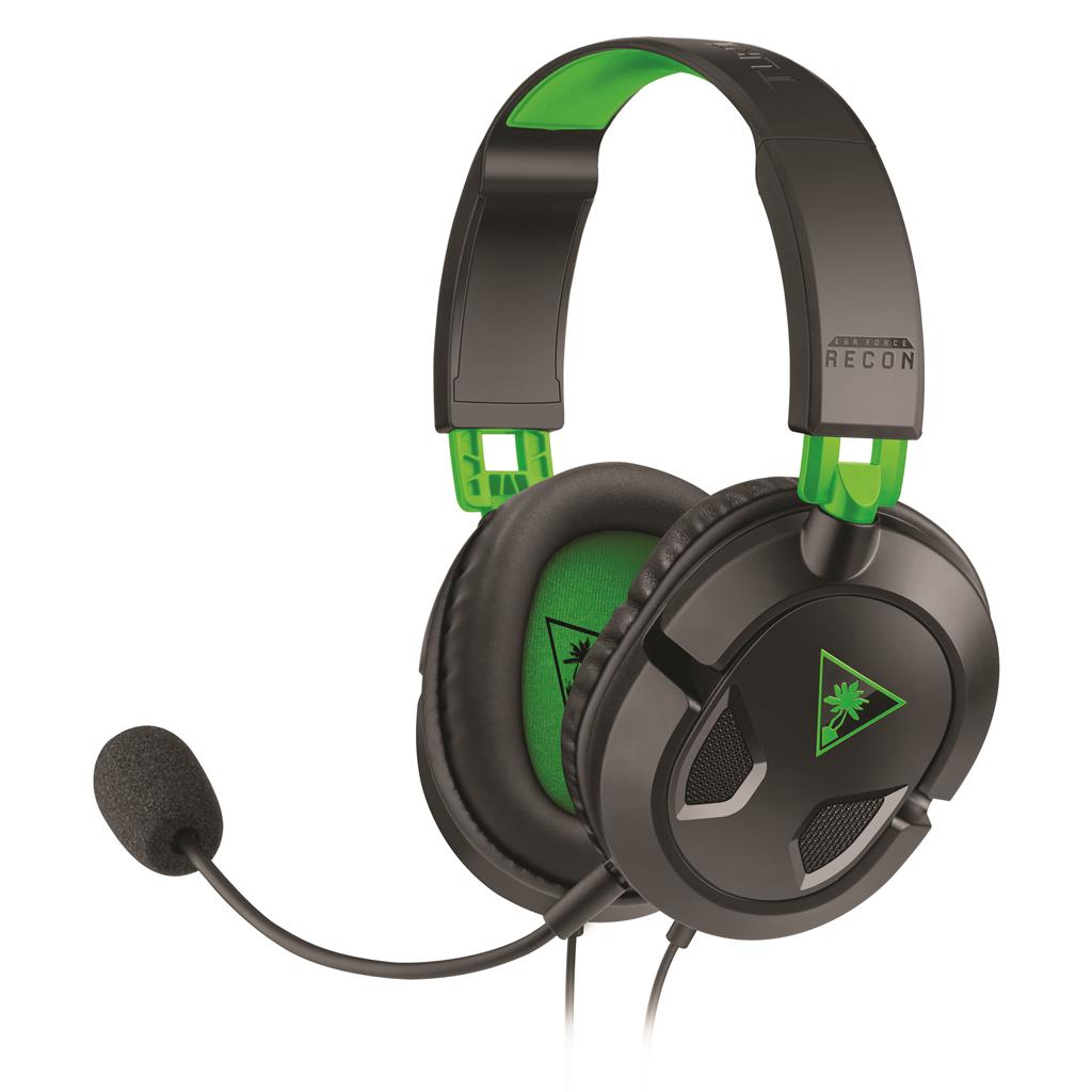 Turtle Beach EAR FORCE RECON 50X sluchátka s mikrofonem