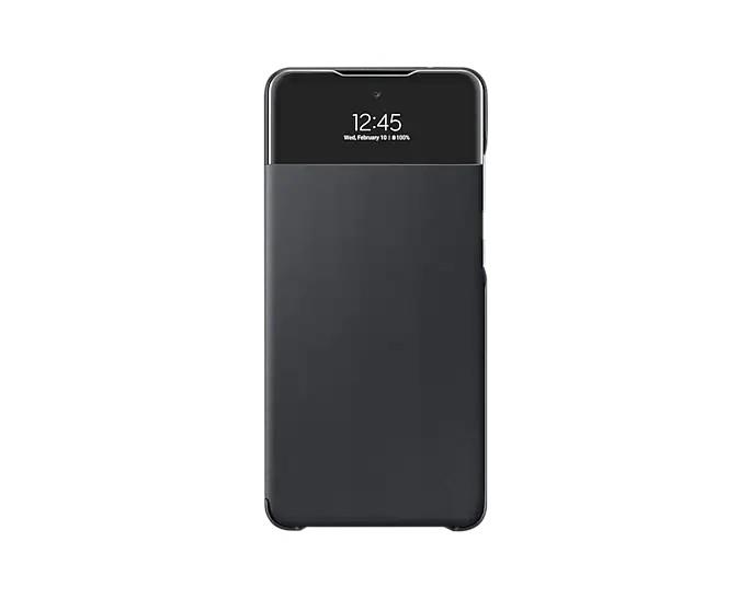 Samsung Flipové pouzdro S View A72 Black