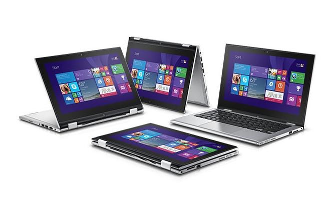 DELL Inspiron 11z Touch 2in1 (3148) i3/4GB/500G/W8.1upgW10/2yNBD