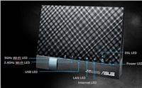 ASUS DSL-AC56U, AC1200 Dvoupásmový modemový VDSL/ADSL router, vysoký výkon ve standardu AC; 300 + 867 Mb/s