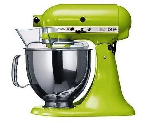 Kuchyňský robot Kitchenaid 5KSM150PSEGA, zelené jablko