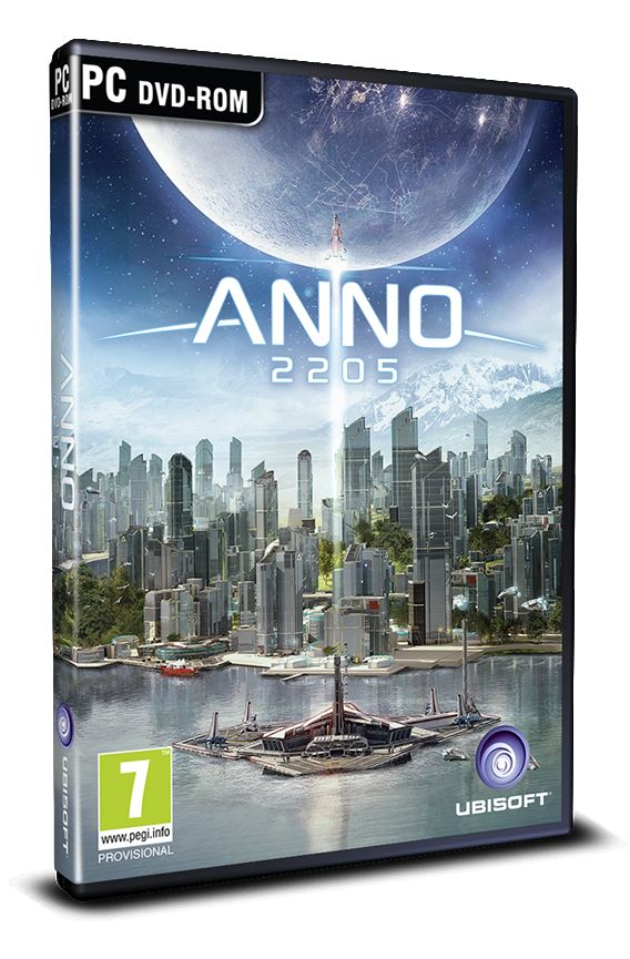 PC CD - ANNO 2205