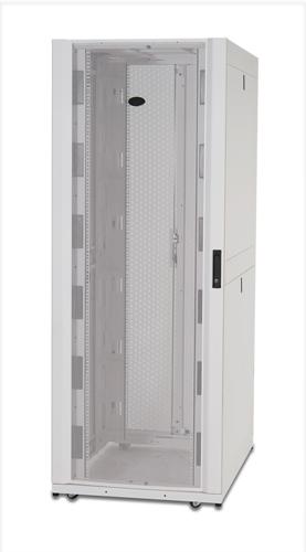 APC NetShelter SX 42U š x 800mm, h x 1200mm, skříň s bočnicemi sivá RAL7035