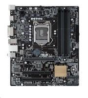 ASUS MB Sc LGA1151 H110M2 D3, Intel H110, 4xDDR3, VGA, mATX