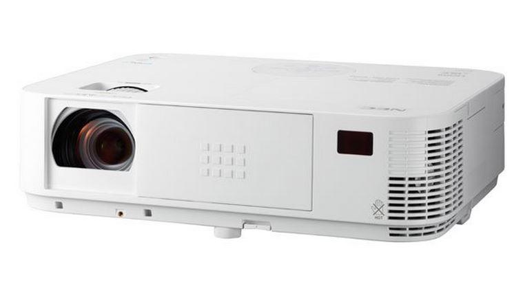Projector NEC M403X ( DLP, XGA, 4000AL, 10.000:1)