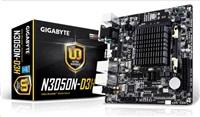 GIGABYTE MB N3050N-D3H, Dual-Core Celeron® N3050 SoC (1.6 GHz), Intel N3050, 2xDDR3, VGA, mini-ITX