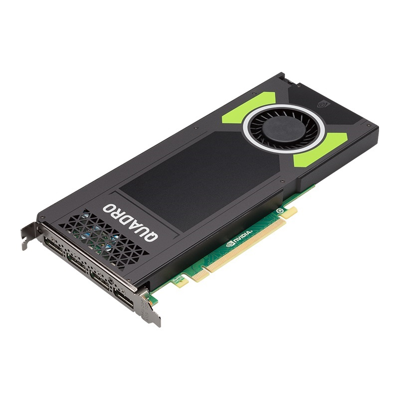 PNY NVIDIA Quadro M4000, 8GB GDDR5 (256 Bit), 4xDP, PCI-E 3.0