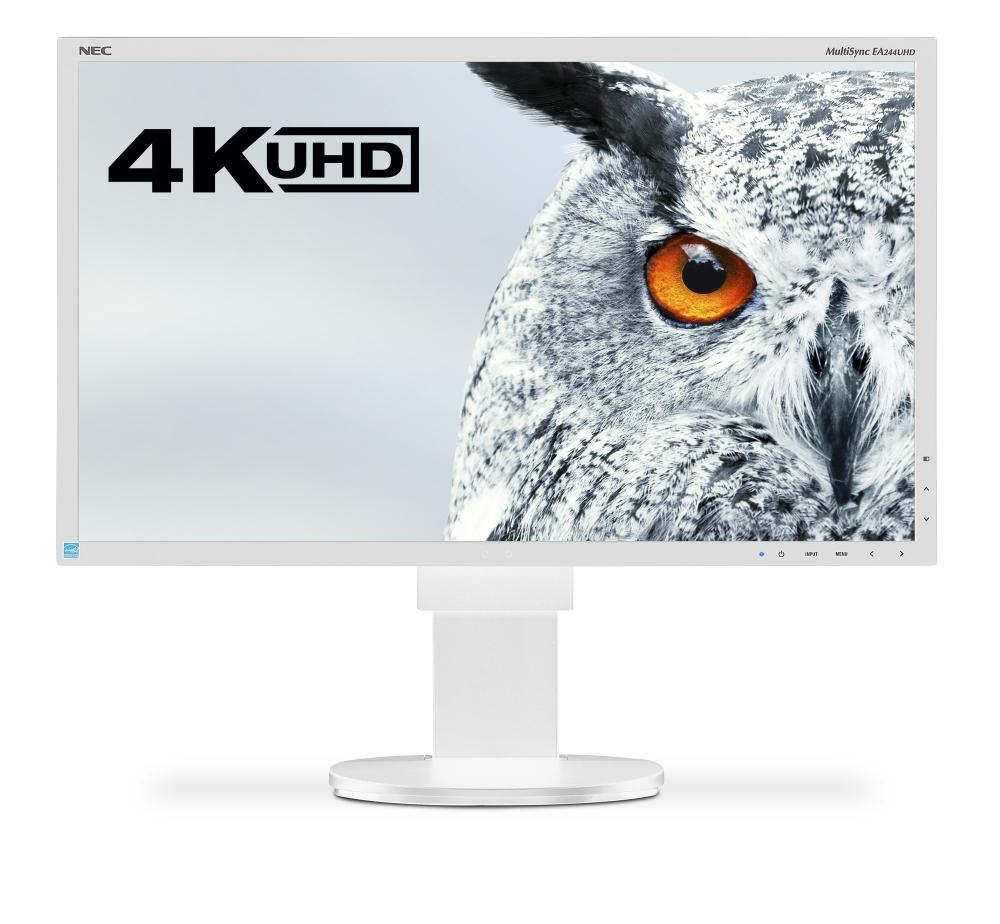 "NEC 27"" EA275UHD - IPS W-LED/3840x2160/DVI/DP/HDMI/USB/Repro/bílý"