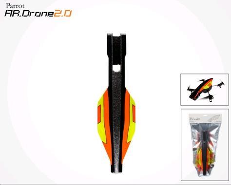 Parrot AR.Drone 2 vyměnitelný venkovní kryt (žlutý)