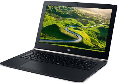 "Acer Aspire V 15 Nitro Black Edition (VN7-592G-54U4) i5-6300HQ/8 GB+N/8GB SSD+1TB+N/GTX 960M/15.6""FHD IPS/W10 Home/Black"