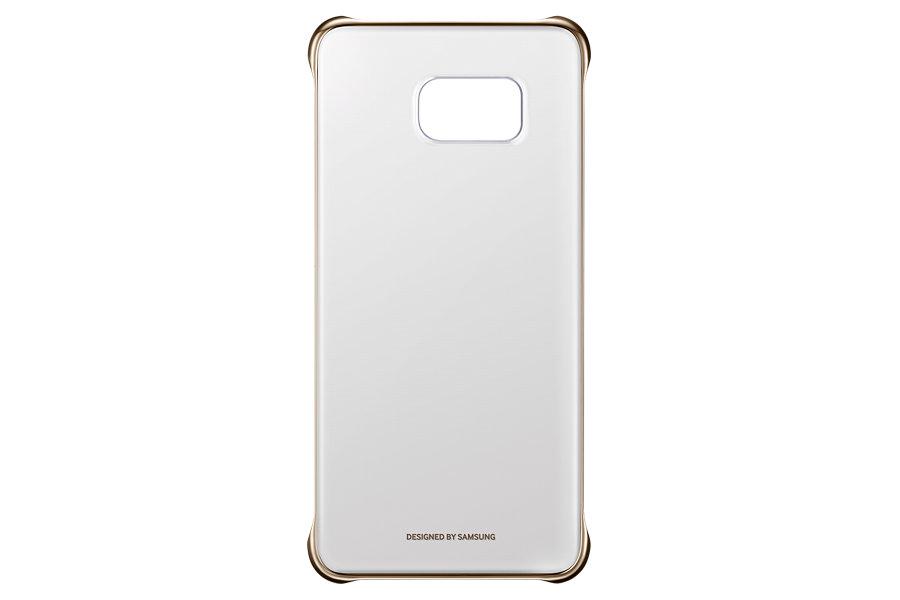 Samsung Ochranný kryt Glossy Cover S6 Edge+ Gold