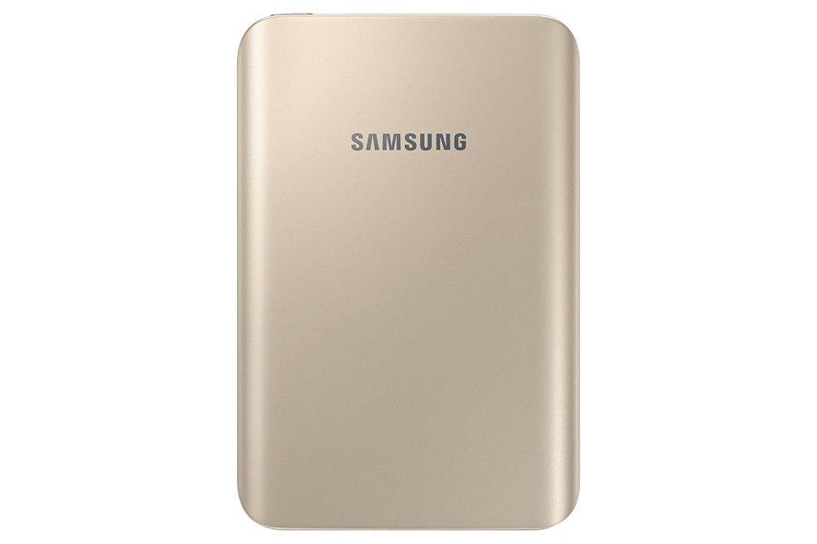 Samsung Externí baterie 3000mAh Gold