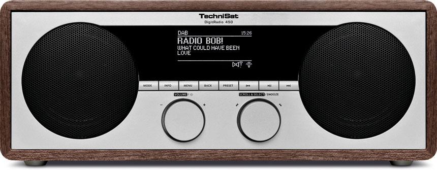 Radiopřijímač TechniSat Digit 450 DAB