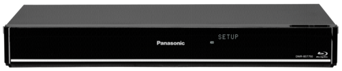 Blu-ray přehrávač Panasonic DMR-BST750EG cerna