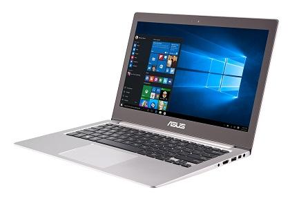 """ASUS NB UX303UA - i5-6200U@2.30GHz, 13.3"""" matný LED FHD, intel HD, 8GB, 500G + 8G SSHD, WiFi, BT, W10, hnědá barva"""