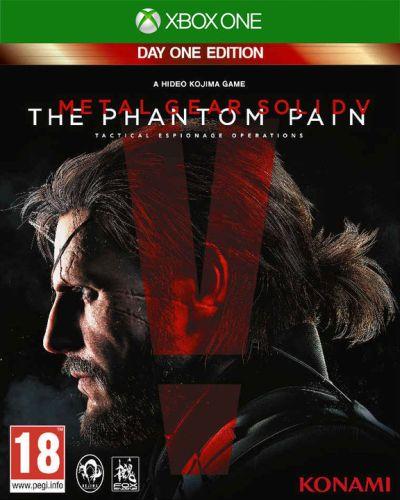 Konami XBox One hra Metal Gear Solid V: The Phantom Pain