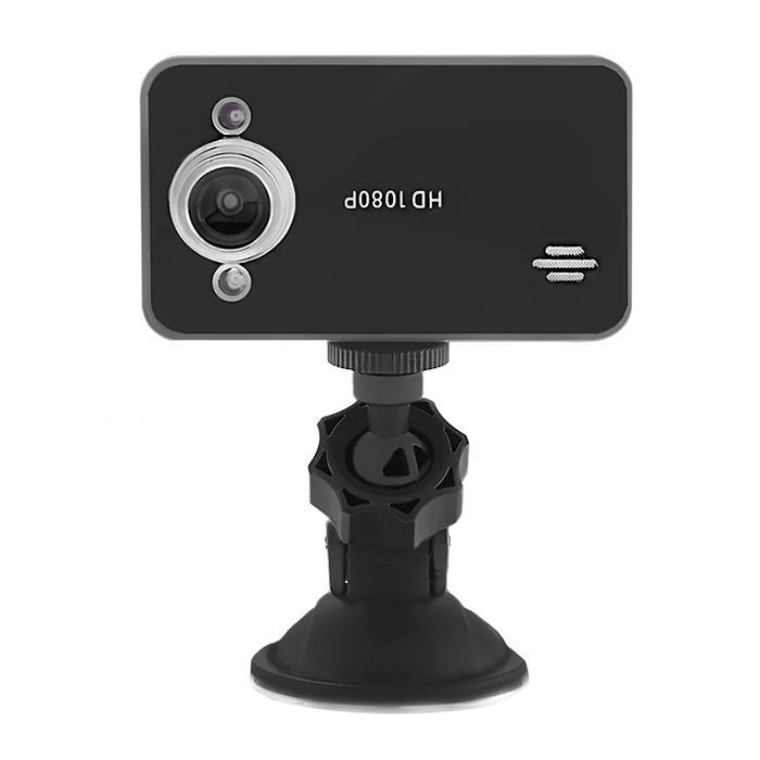 Qoltec Kamera do auta Full HD, LCD 2.4''