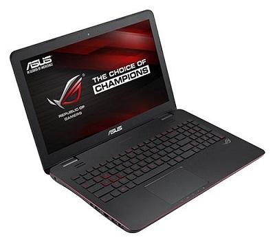 """ASUS NB G551VW - i7-6700HQ@2.6GHz, 15.6"""" mat. Full HD, nV GTX960M 4G, 16, 1T/5400+128G SSD, DVD, WiFi, BT,HDMI,W10,černý"""