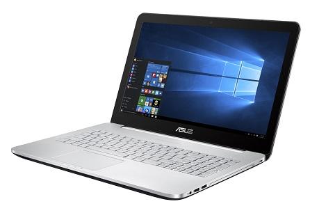 ASUS N552VX-FI035T i7-6700HQ/8GB/1TB + 128GB SSD/nG950M/DVD/15,6'' QFHD(3840x2160)/Win10/gray