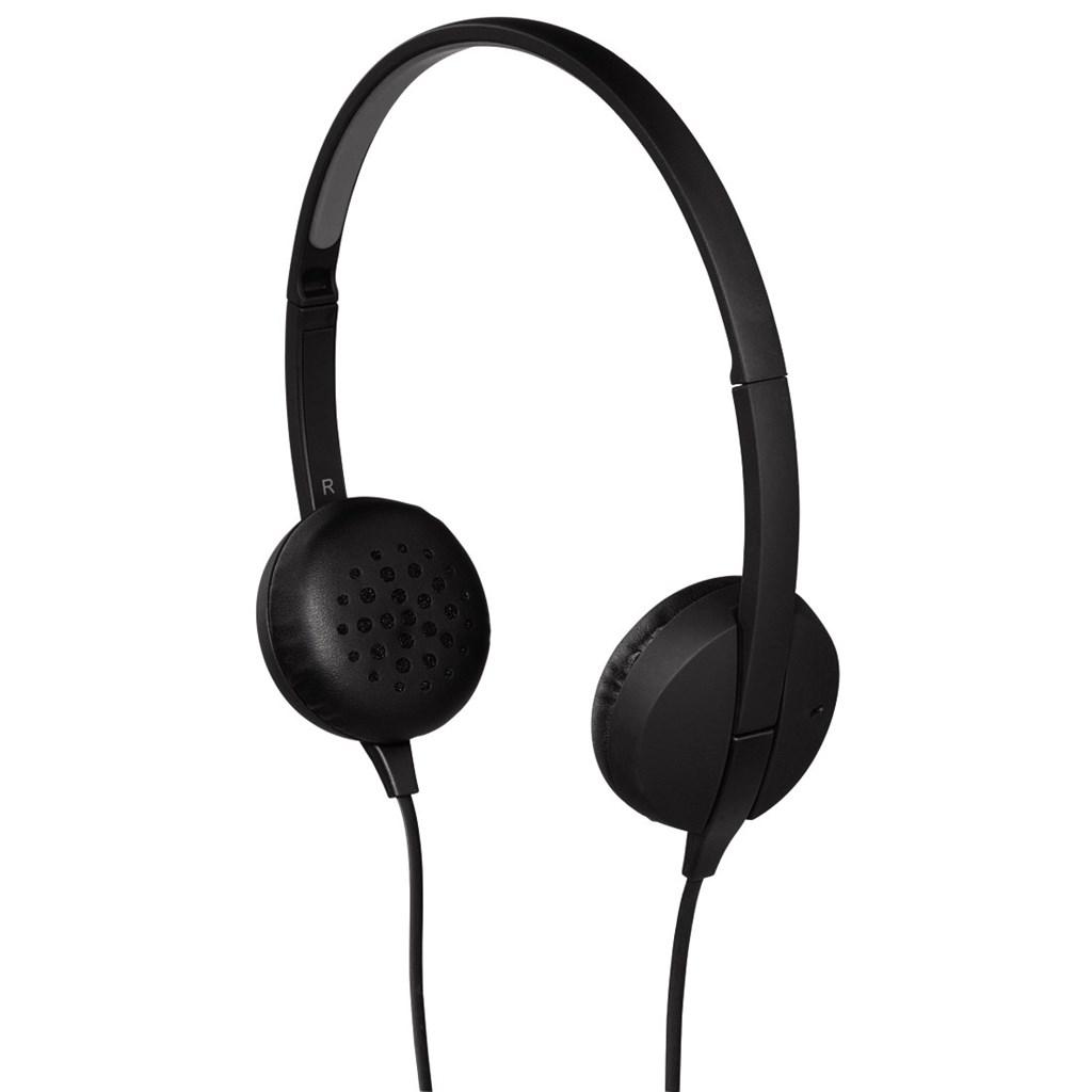 Hama on-ear sluchátka Vario, regulace, prodlužovací kabel