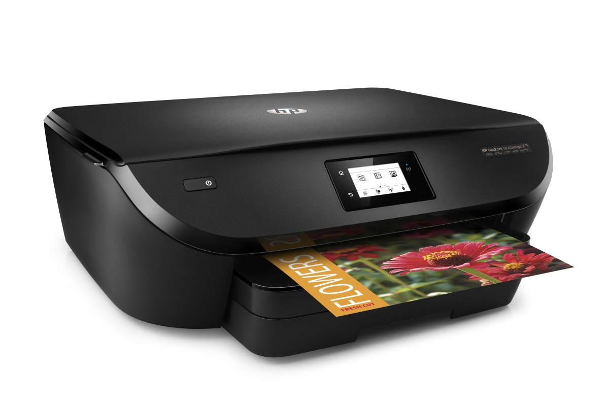 HP All-in-One Deskjet Ink Advantage 5575 (A4, 12/8 (22/21) ppm, USB, Wi-Fi, Print, Scan, Copy, Photo, duplex)