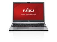 """FUJITSU NTB E756 - 15.6""""mat 1920x1080 i7-6500U@3.1GHz 8GB 256SSD DVDRW FP BT TPM DP HDMI VGA LTE SS W7PR+W10PR"""