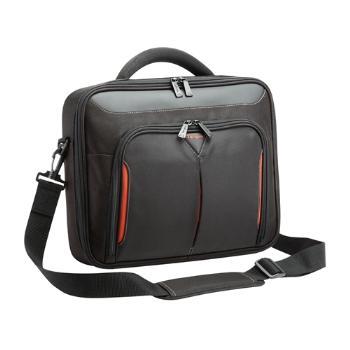 Targus Taška 10-12,1'' / 25,4-30,7 cm Classic+ Clamshell Case, černá a červená