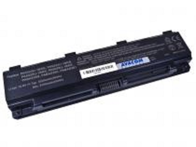 Náhradní baterie AVACOM Toshiba Satellite L850 Li-ion 11,1V 5200mAh/58Wh black