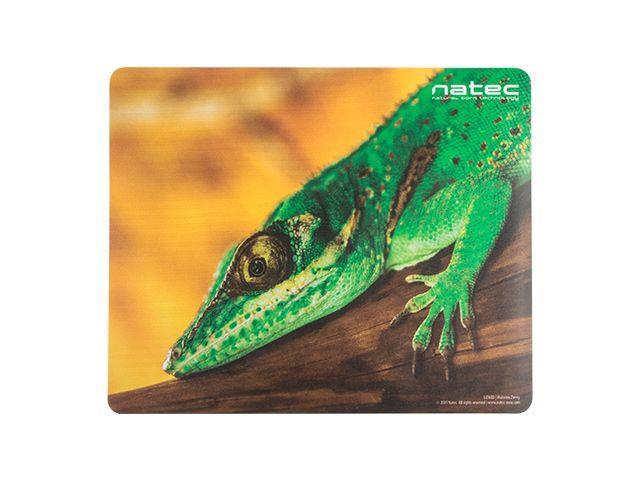Natec Photo Mousepad Lizard