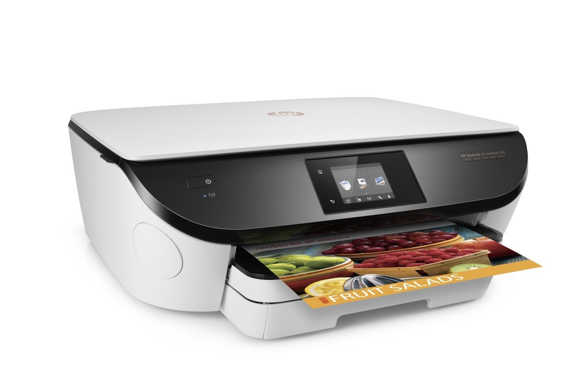 HP All-in-One Deskjet Ink Advantage 5645 (A4, 12/8 (22/21) ppm, USB, Wi-Fi, Print, Scan, Copy, Photo, duplex)