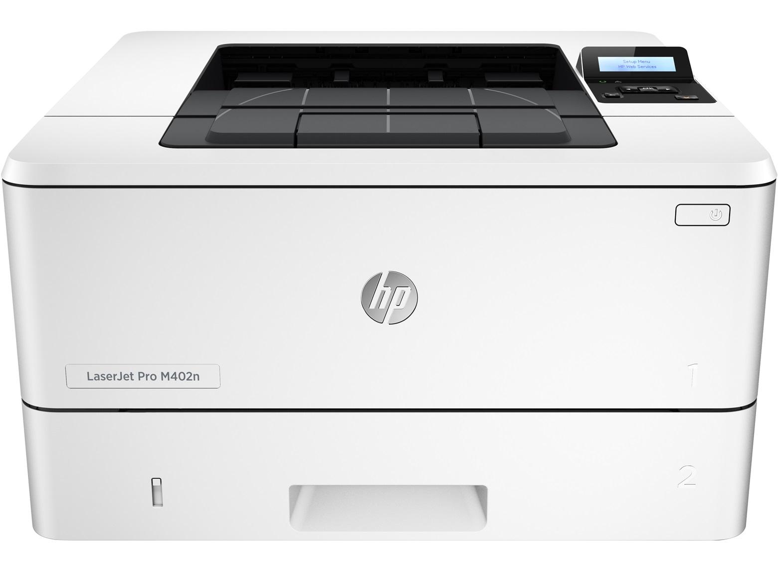 HP LaserJet Pro 400 M402n /A4, 38ppm, USB, LAN