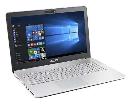ASUS N551JB-CN103T i5-4200H/8GB/2TB SATA/DVD/nG940M//15,6'' FHD/Win10/stříbrný
